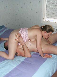 Домашний групповой трах - секс порно фото