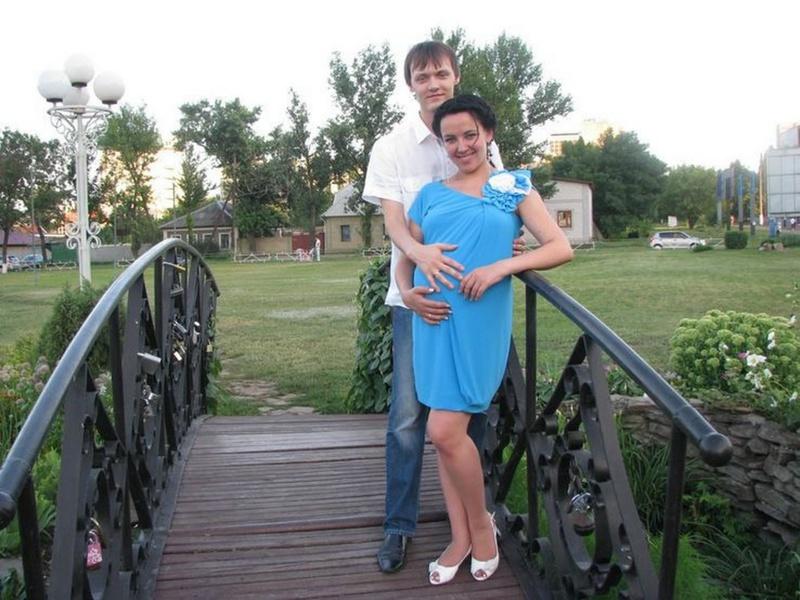 Вредная девушка Ирина и ее молодой муж - секс порно фото