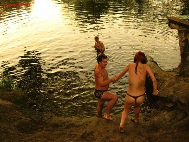 Групповуха молодых  - секс порно фото
