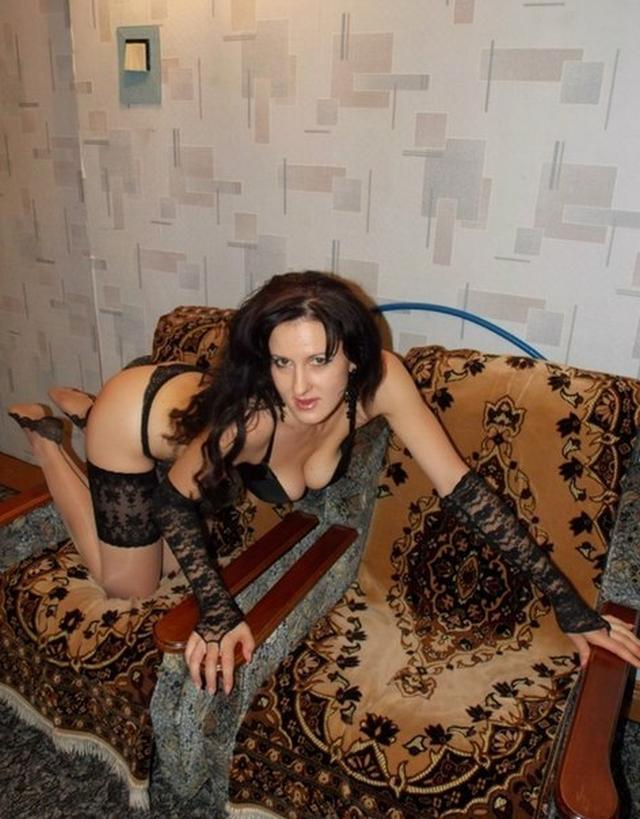 Возбуждающая мамка показывает себя - секс порно фото