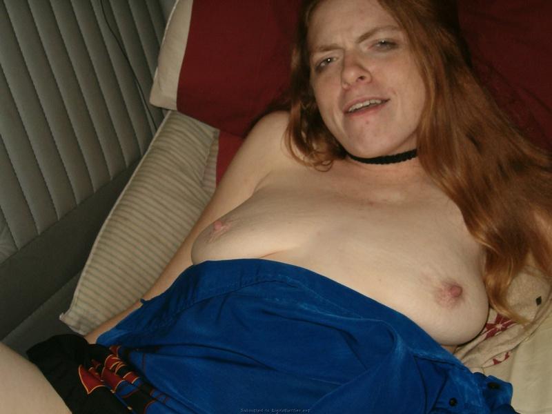Страшная женщина оголила грудь - секс порно фото